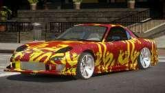 Mazda RX-7 GT-Sport PJ2 for GTA 4