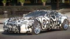 Aston Martin One 77 PJ4 for GTA 4