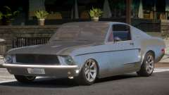 1968 Ford Mustang Tuned PJ2 for GTA 4