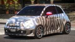 Fiat 500 Abart PJ4 for GTA 4