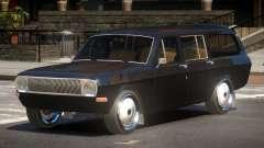 1991 GAZ 24-12 for GTA 4