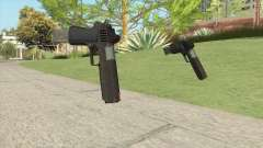 Heavy Pistol GTA V (OG Black) Base V2 for GTA San Andreas