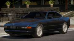 1993 BMW 850i TR for GTA 4