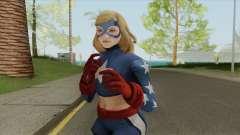Stargirl (DC Universe) for GTA San Andreas