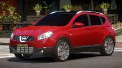 Nissan Qashqai RS for GTA 4