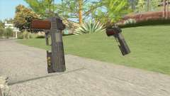 Heavy Pistol GTA V (Luxury) Flashlight V1