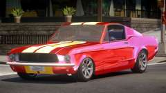 1968 Ford Mustang Tuned for GTA 4