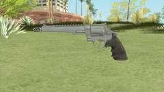 Magnum Revolver (Hunt Down The Freeman) for GTA San Andreas