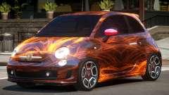Fiat 500 Abart PJ1 for GTA 4