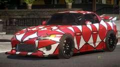 Honda S2000 GT-Sport PJ2 for GTA 4