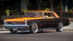 Pontiac GTO R-Tuning for GTA 4
