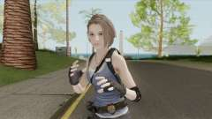 Jill Valentine (RE 3 Remake) for GTA San Andreas