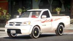 Toyota Hilux Tuned for GTA 4