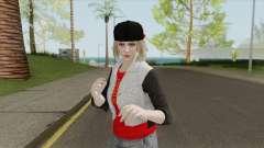 Random Female 5 (GTA Online) for GTA San Andreas