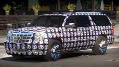 Cadillac Escalade Platinum PJ5 for GTA 4