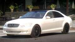 Mercedes Benz W221 Edit for GTA 4