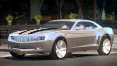 Chevrolet Camaro RT for GTA 4