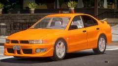 Mitsubishi Galant Taxi V1.0