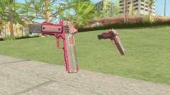 Heavy Pistol GTA V (Pink) Base V2 for GTA San Andreas