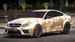 Mercedes Benz C63 AMG GT PJ3 for GTA 4