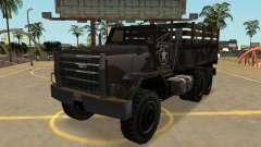 MTL Barracks OL with Badges & Extras for GTA San Andreas