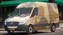 Mercedes-Benz Sprinter V1.0 PJ1 for GTA 4