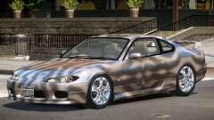 Nissan S15 GT PJ4 for GTA 4