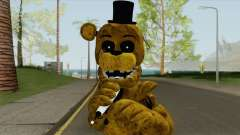 Golden Freddy (FNAF 2) for GTA San Andreas