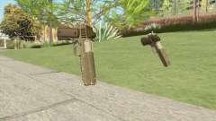 Heavy Pistol GTA V (Army) Base V1 for GTA San Andreas