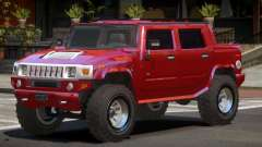 Hummer H2 Tuned for GTA 4