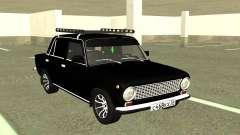 VAZ 2101 Farm Black
