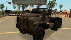 MTL Barracks Semi Sa Style for GTA San Andreas