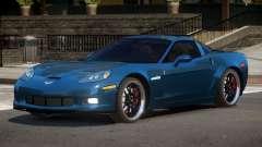 Chevrolet Corvette V1.3 for GTA 4