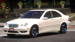 Mercedes Benz C32 Edit for GTA 4