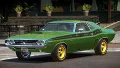 1973 Dodge Challenger RT for GTA 4