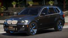 BMW X5 LS for GTA 4