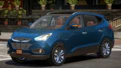 Hyundai IX35 A01 for GTA 4