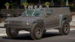 Hummer H3 Edit PJ3 for GTA 4
