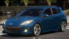 Mazda 3 V1.2 for GTA 4