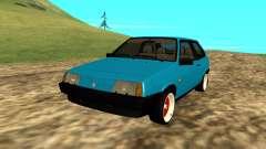 VAZ 2108 Czechoslovakia export ver.0.1 for GTA San Andreas