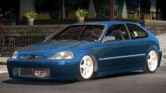 Honda Civic L-Tuning for GTA 4