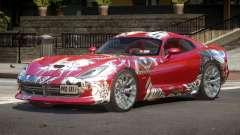 Dodge Viper GTS Edit PJ5 for GTA 4