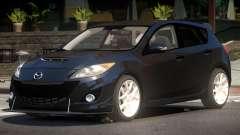 Mazda 3 S-Edit for GTA 4