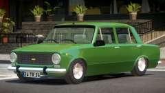 Fiat 124 V1.0 for GTA 4