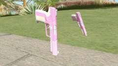 Five-Seven (Natsuki Skin) for GTA San Andreas