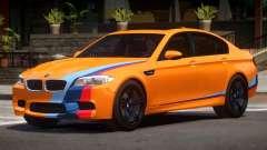 BMW M5 F10 LT PJ2 for GTA 4
