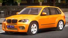 BMW X5 RS V1.0 for GTA 4