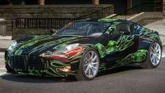 Aston Martin One 77 PJ1 for GTA 4