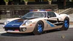 Ford GT1000 Police V1.3 for GTA 4