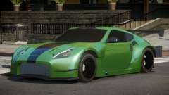 Nissan 370Z S-Tuning for GTA 4